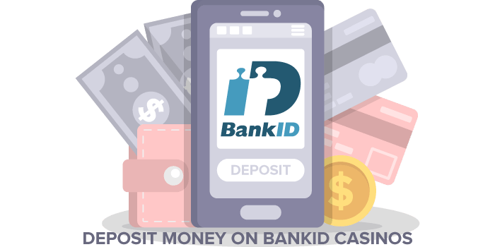casino deposit with bankid