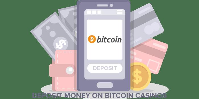 casino deposit bitcoin