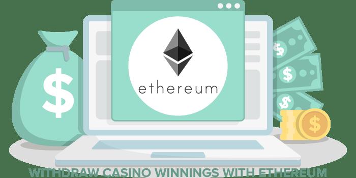Ethereum casino withdrawal