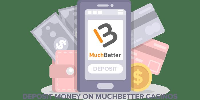 MuchBetter Casino Deposit