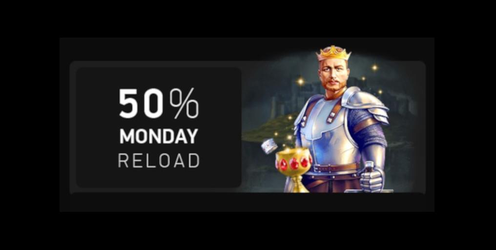 Casino Chan Monday Reload Casino Bonus