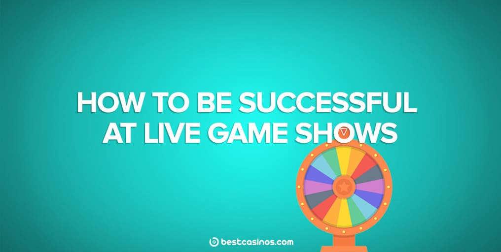 How to play live casino game shows like a professional