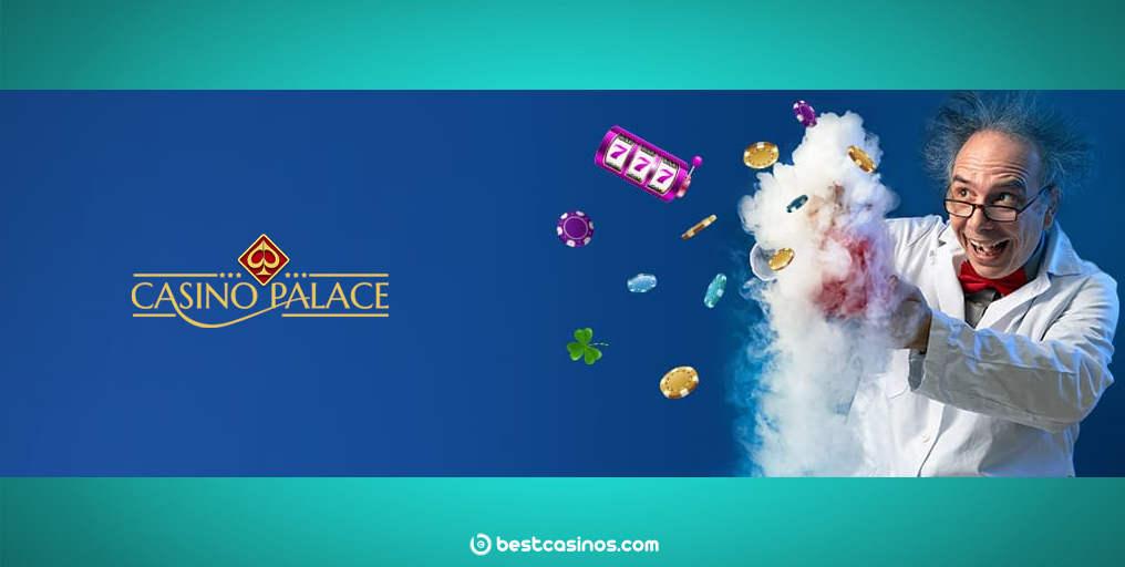 Casino Palace Mega March Casino Promotion