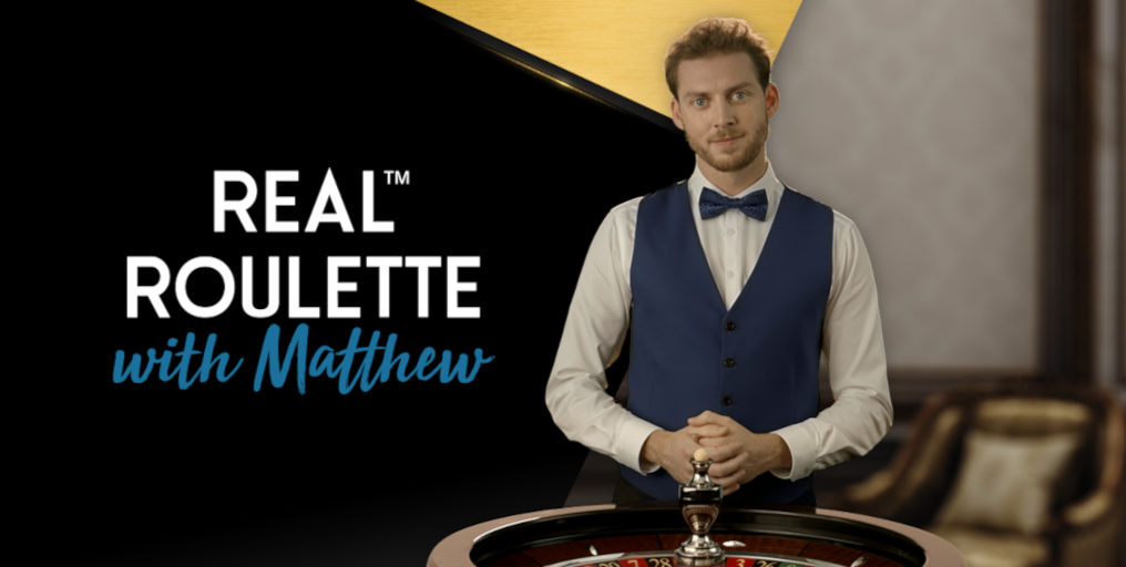 Real Roulette with Matthew Microgaming Casinos Release