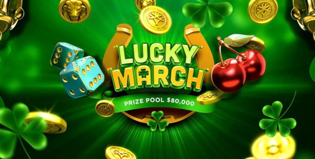 Rizk Green Parade Promotion Casino