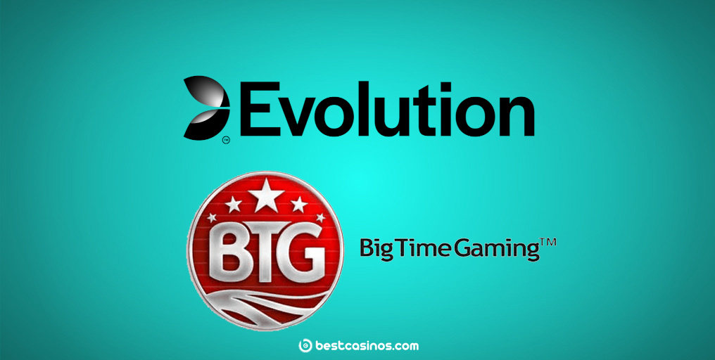 Evolution Acquires Big Time Gaming Company