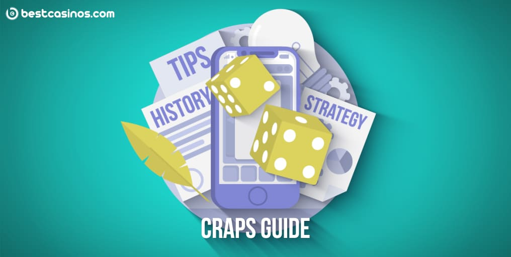 online craps guide for beginners tips