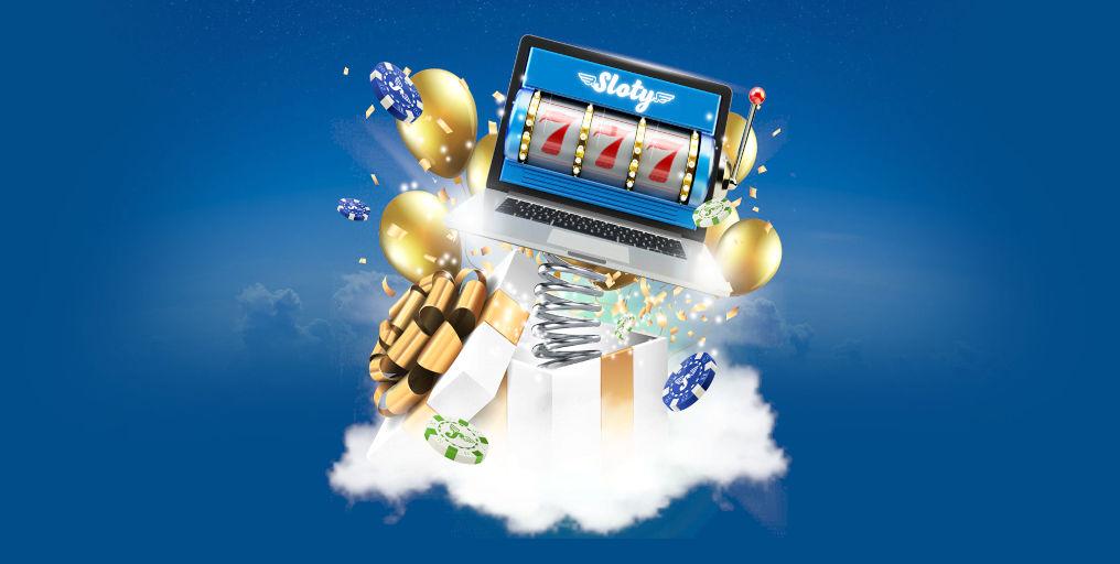 Sloty Casino Bonus Promotion Weekend €200