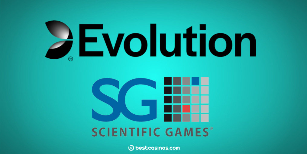 evolution scientific games deal lightning roulette
