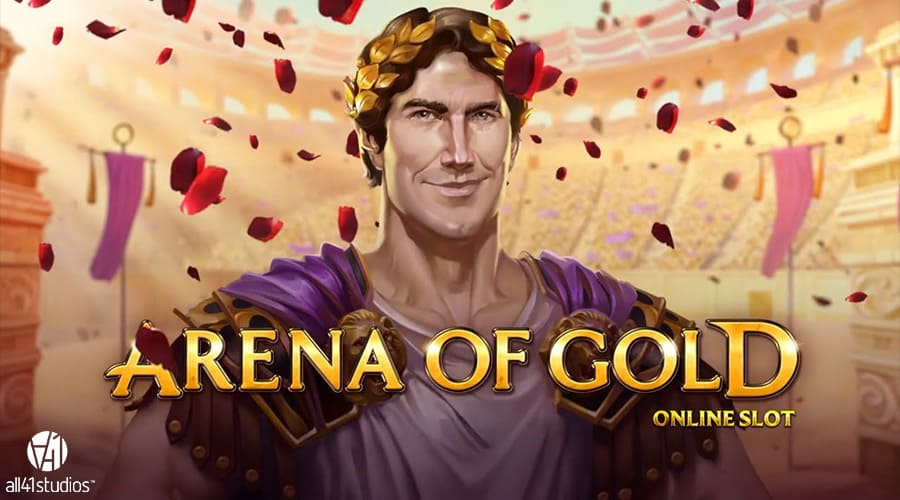 Arena of Gold All41 Slot