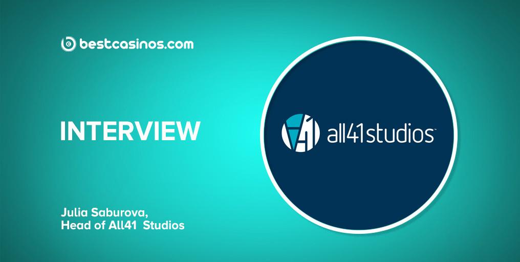 Julia Saburova All41 Studios Interview
