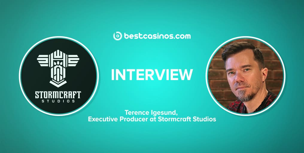 Stormcraft Studios Interview Terence Igesund