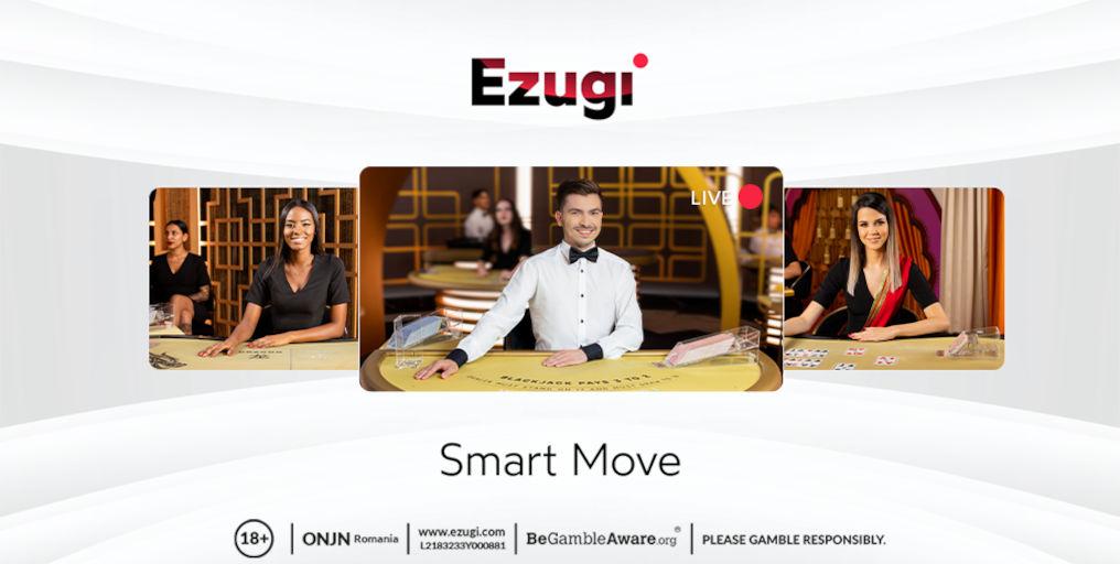 Ezugi New Company Brand Identity Reveal