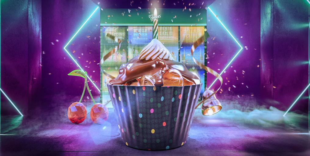 Mr Green Casino Promo Giveaway CashDays