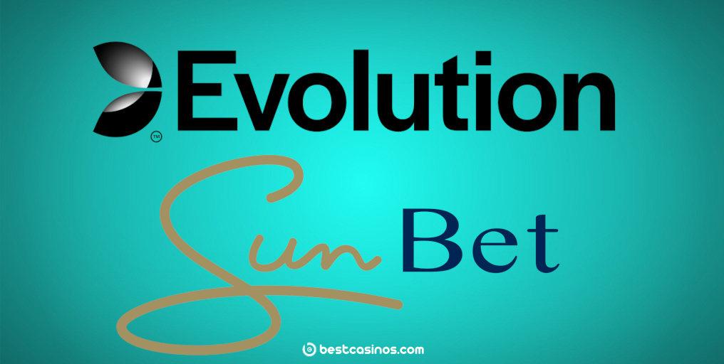 Evolution SunBet South Africa Deal