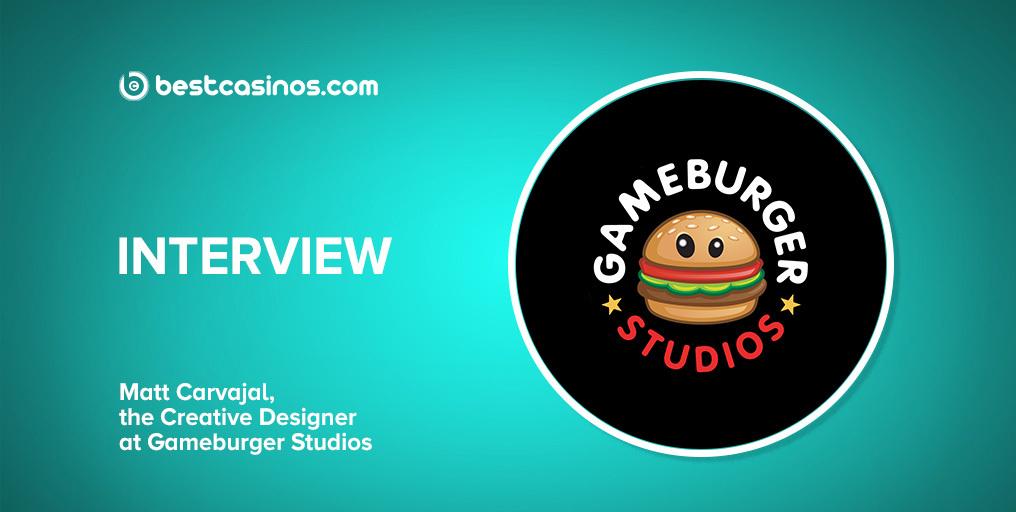Interview Gameburger Studios Matt Carvajal