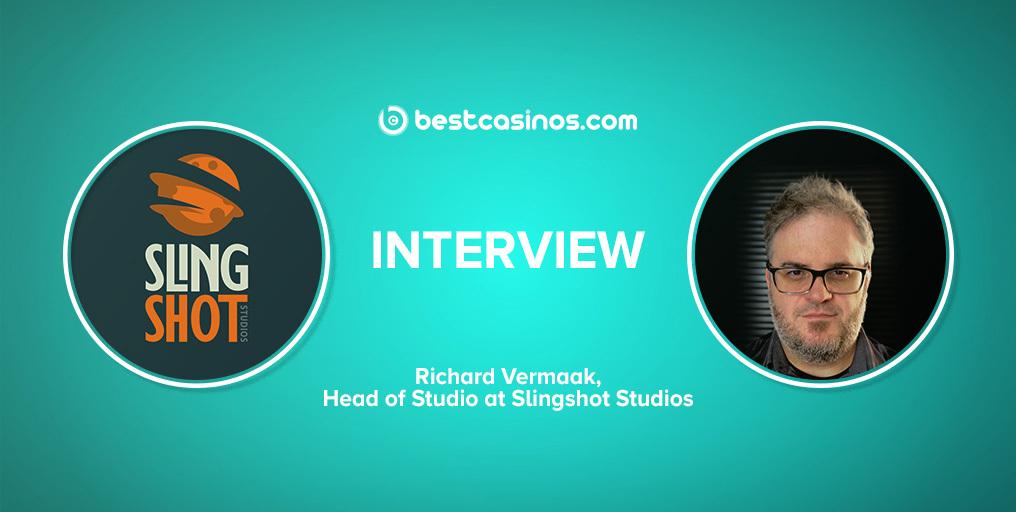 Richard Vermaak Slingshot interview