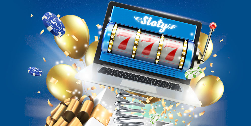 Sloty Casino Bonus Promotion Weekend