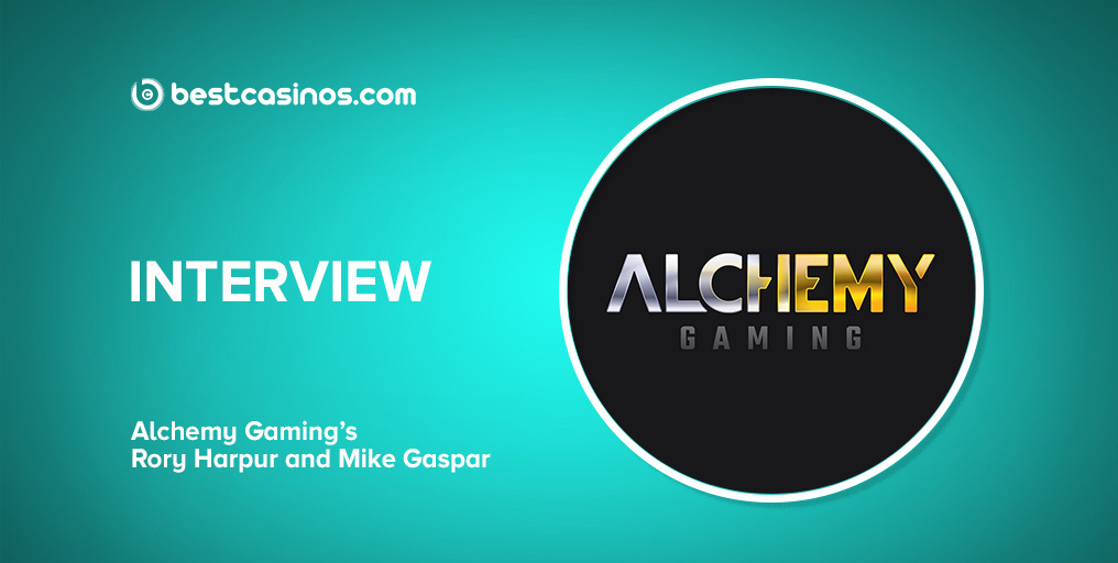 Alchemy Gaming Exclusive Interview Mike Gaspar Rory Harpur